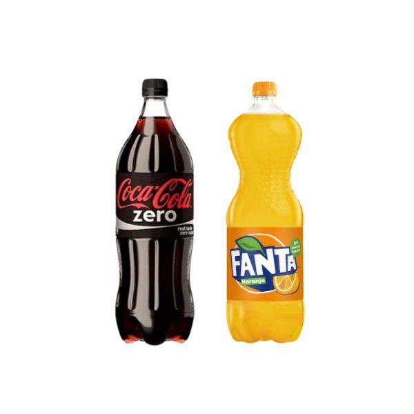 refrescos 1l